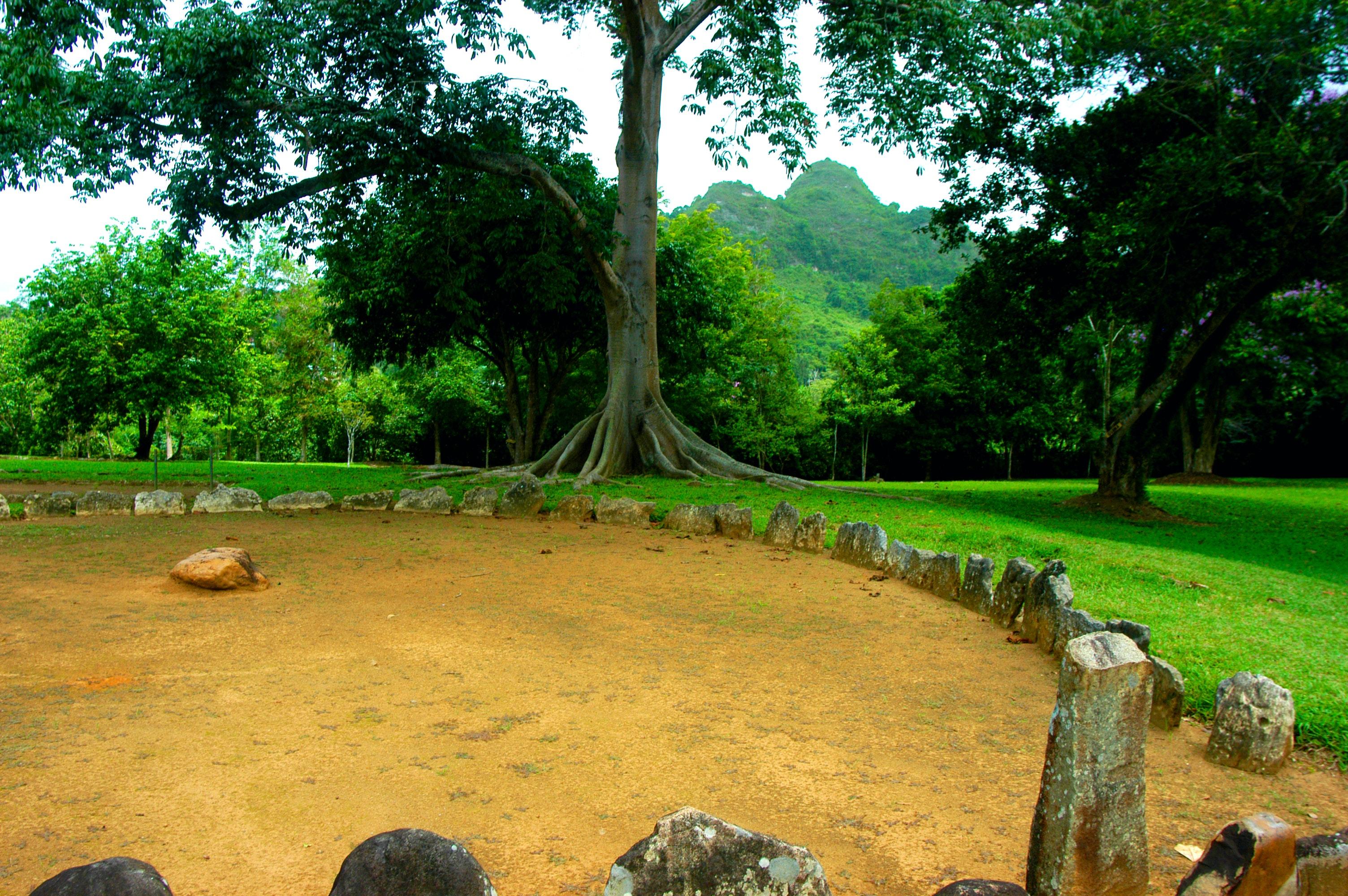 Caguana Indigenous Ceremonial Park