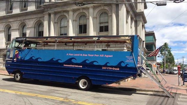 Bus Tours In Portland Oregon