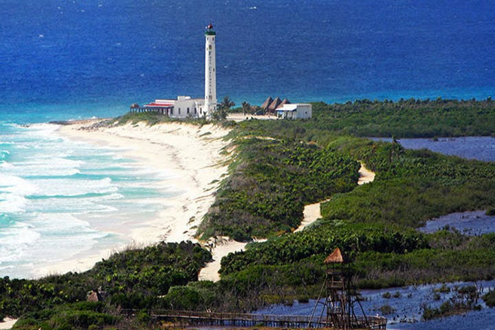 Cozumel Private Tours beach lighthouse