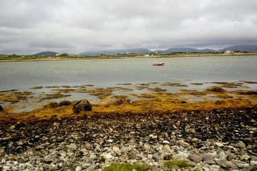 Ireland's coastal area