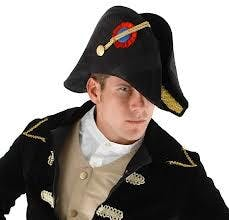 man dressed up as a sailor