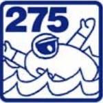 Icon 275 blue