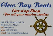 Clew Bay Boats Logo