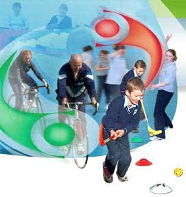 Sports Partnership Ireland Logo