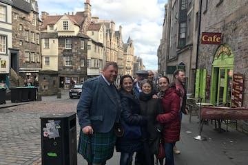 Old Edinburgh Tour