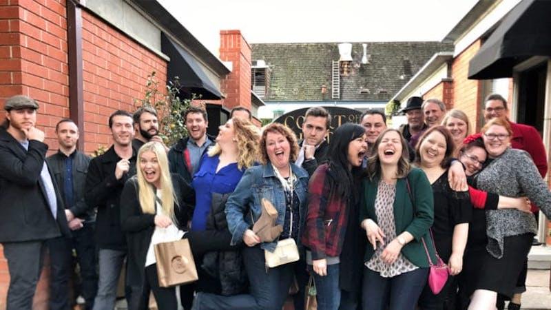 Carmel food group tour