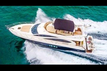 Miami Beach Marina yacht rental on charter.
