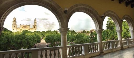Merida Centro historico