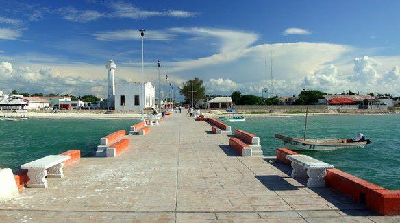Telchac Puerto, Yucatan