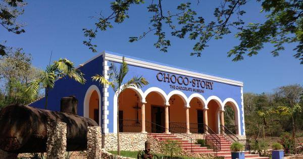 ChocoStory Museum Uxmal