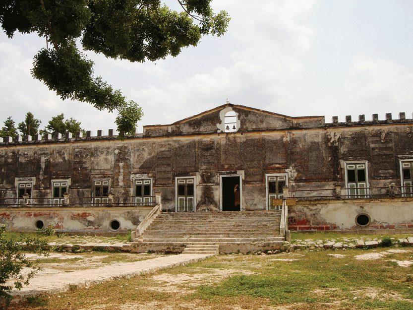 Hacienda Yaxcopoil Yucatan