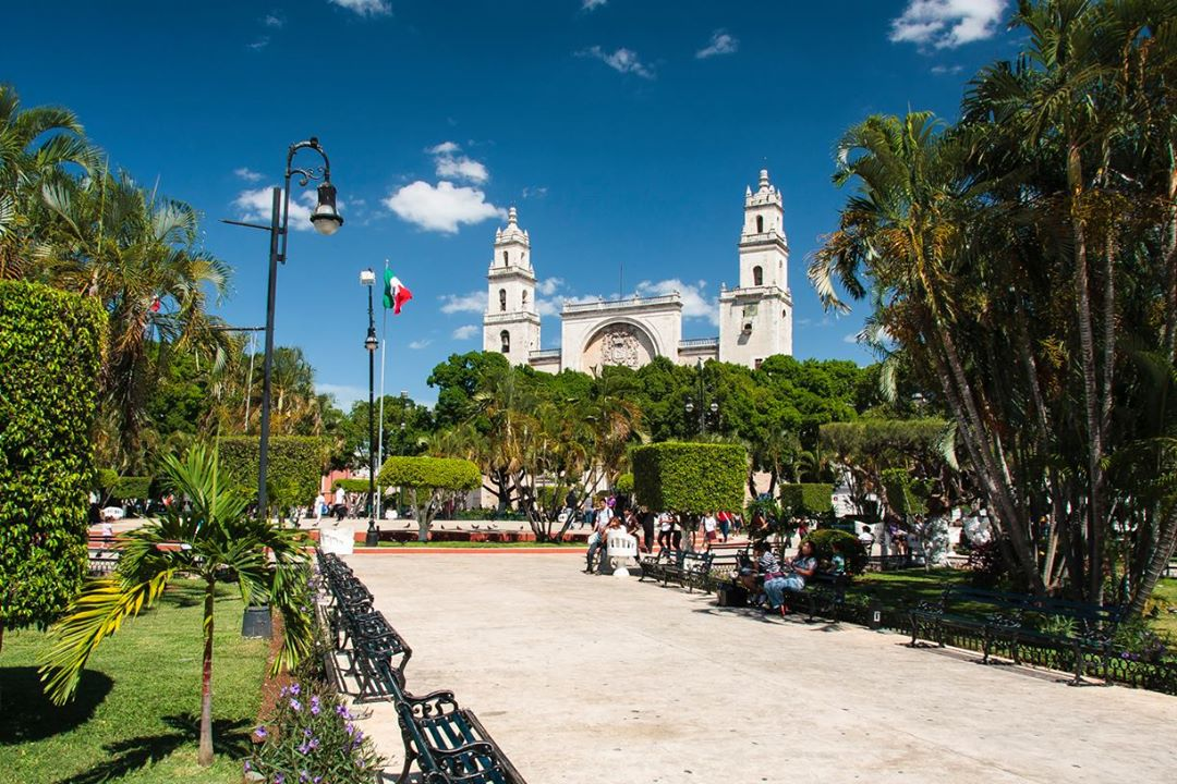 Merida, Plaza Grande