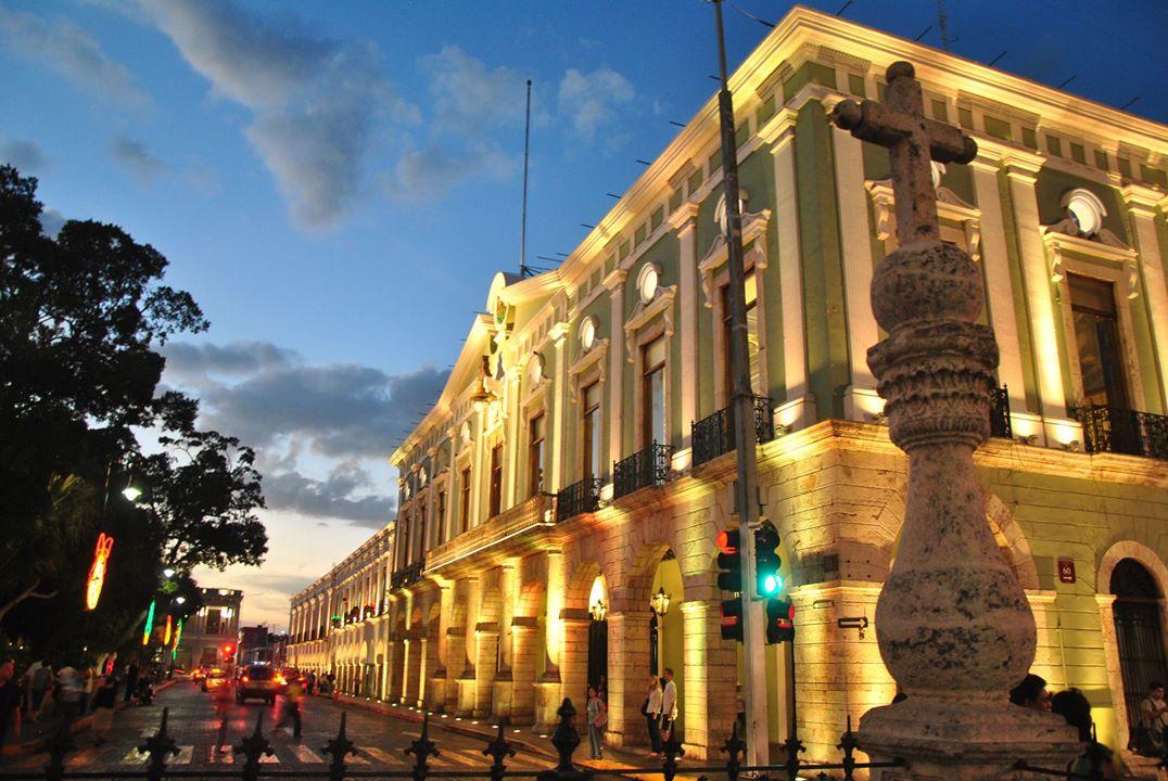 Merida, Palacio del gobernador
