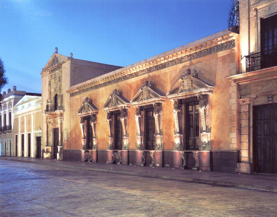 Merida, Casa de Montejo