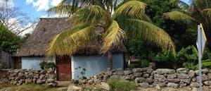 mayan houses