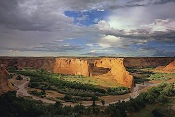 Redrock canyon