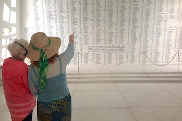Arizona Memorial Shrine Room