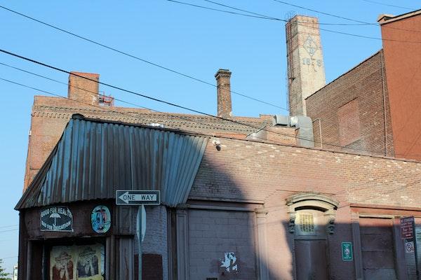 Otto Huber Brewery : Hittleman Brewery, Bushwick, Brooklyn