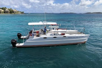 Full Day, Full Experience Private Boat USVI or BVI Image 8