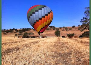 Hot Air Balloon Santa Barbara