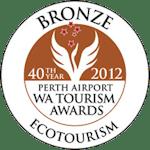 WA Tourism Awards 2012