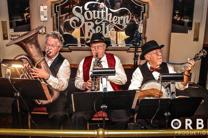 The Southern Belle Riverboat Band