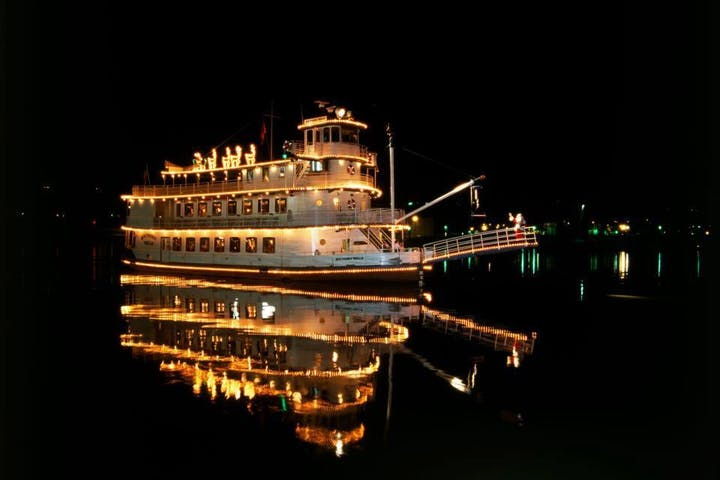 The Southern Belle Riverboat