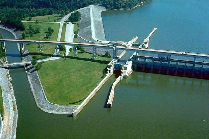 Chickamauga Lock