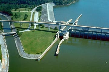 Chickamauga Locks