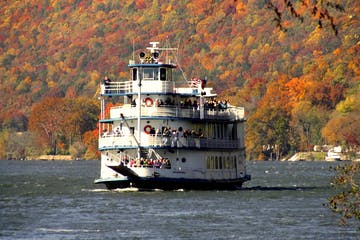 Fall Foliage Lunch Cruise The Southern Belle Riverboat