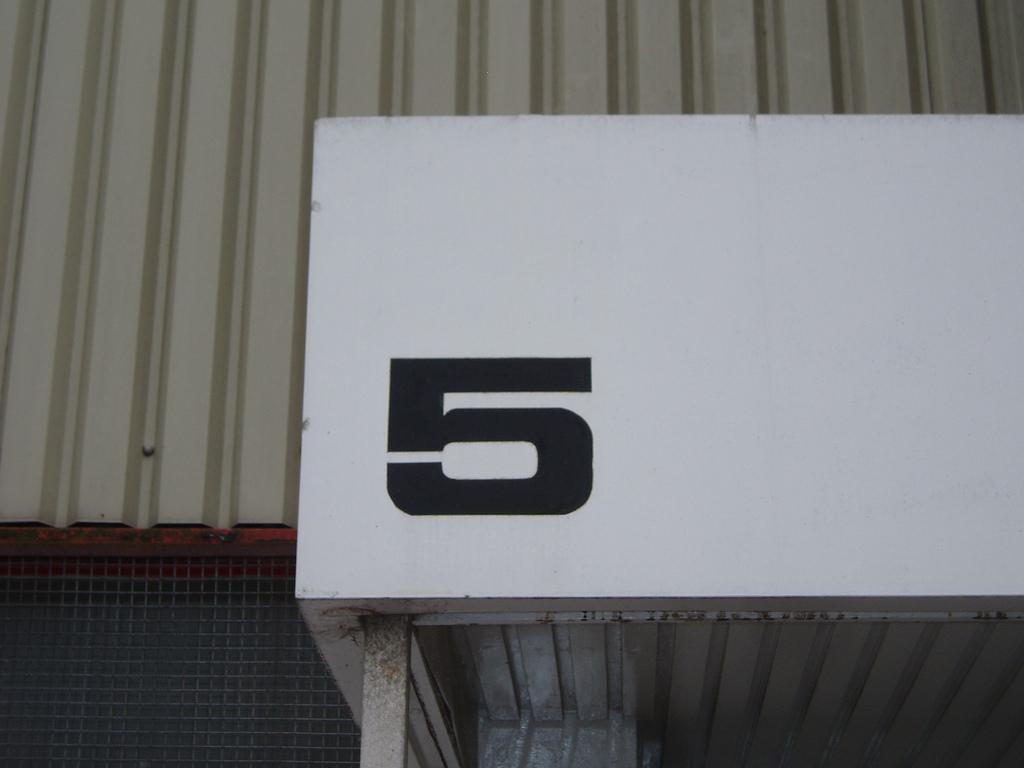 5 (Photograph Anne Ward)