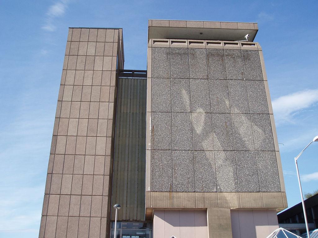 East Kilbride Civic Centre (Photograph Anne Ward)