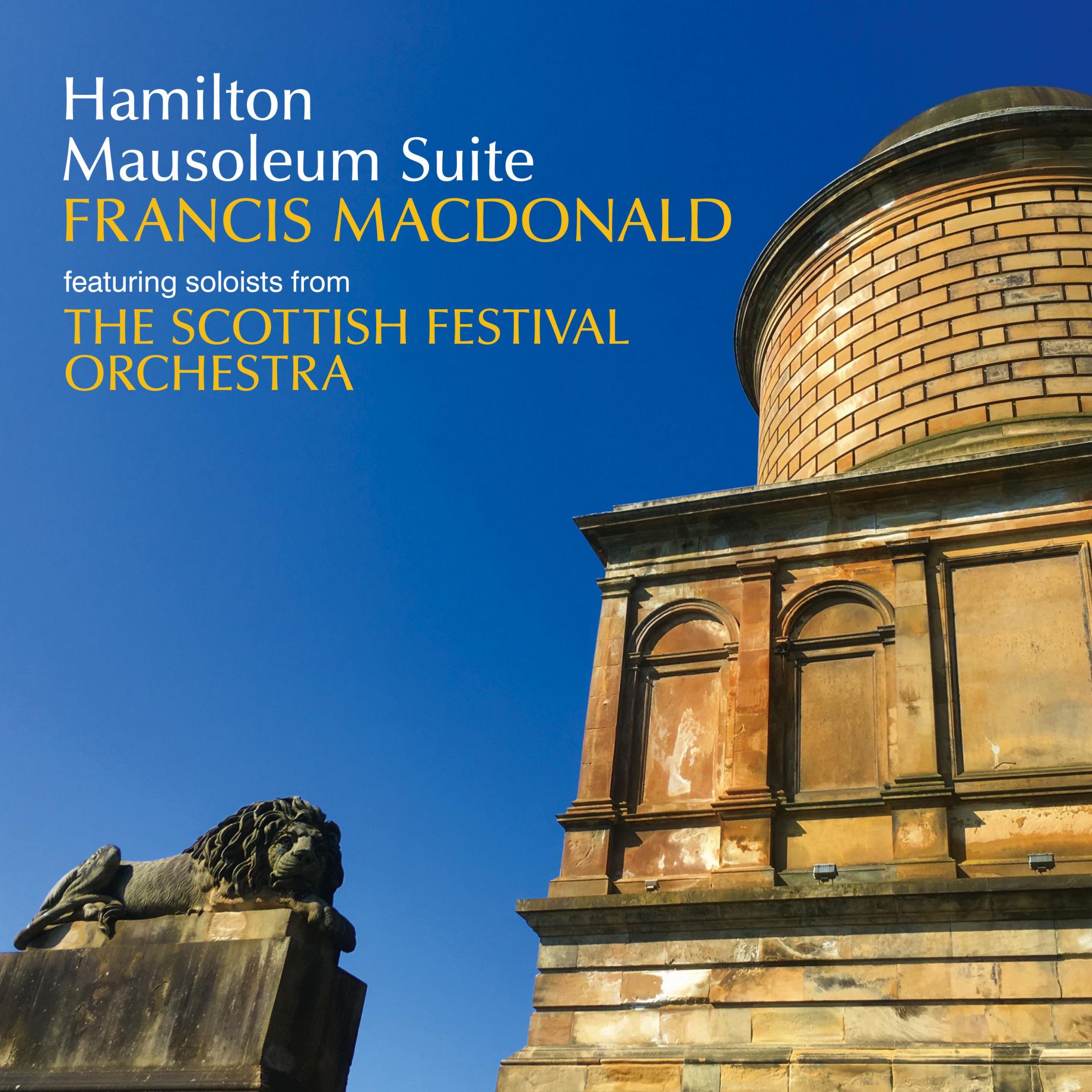 Hamilton Mausoleum with Francis Macdonal