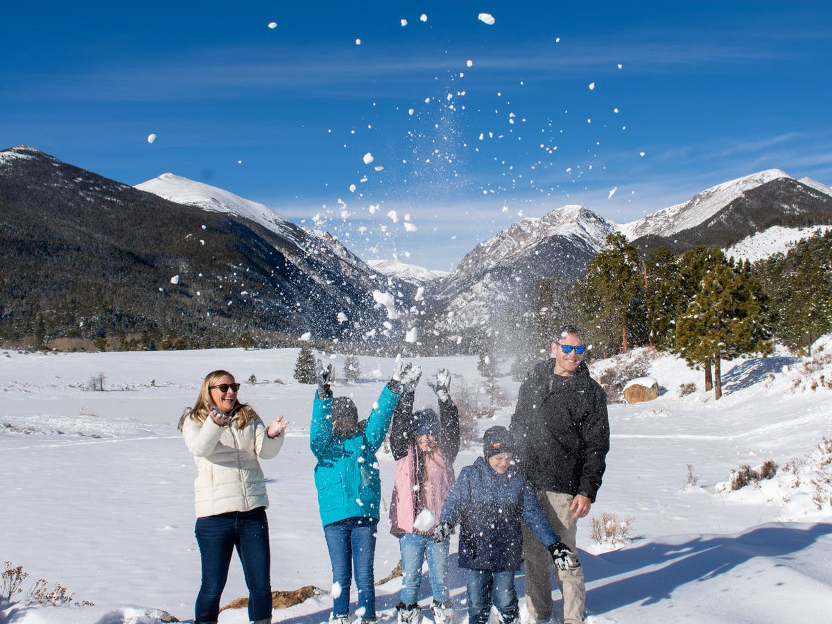 Sightseeing Tour Colorado