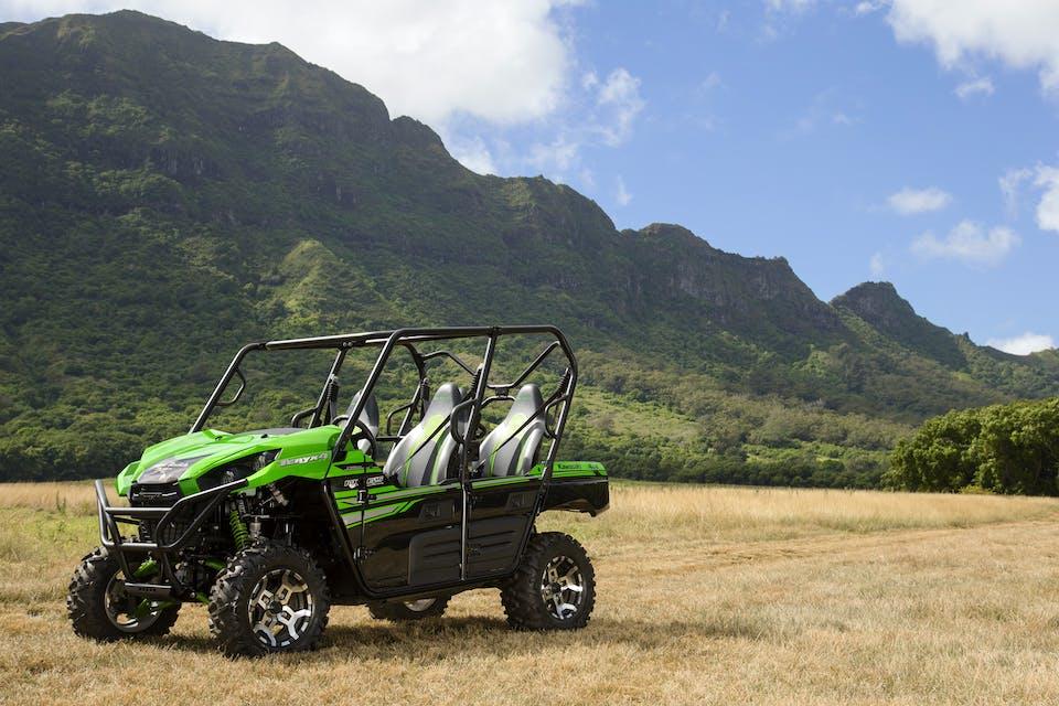 Kipu Ranch Adventures Kawasaki Teryx4 UTV