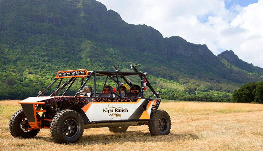 Kipu Ranch Adventures Ultra Eco Buggy