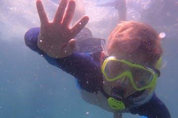 child snorkel