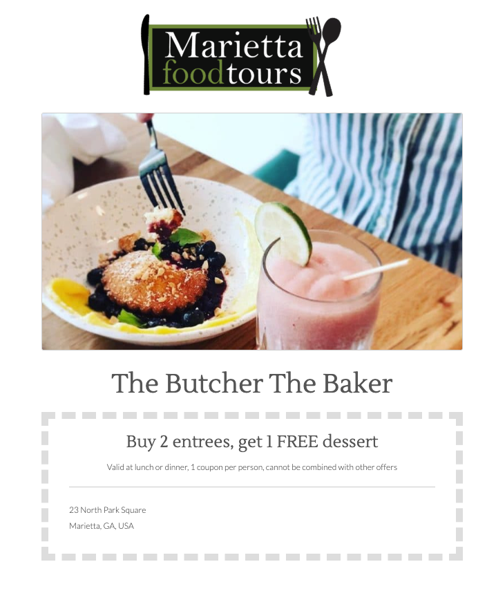 Click here to The Butcher The Baker