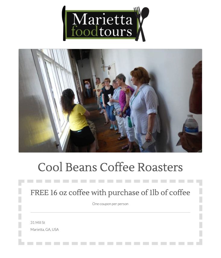 Click here to Cool Beans Coffee Roasters