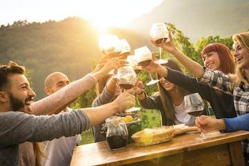Weekend Woods Wine & Weed Tour