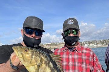 Dana Wharf 1/2 Day Fishing
