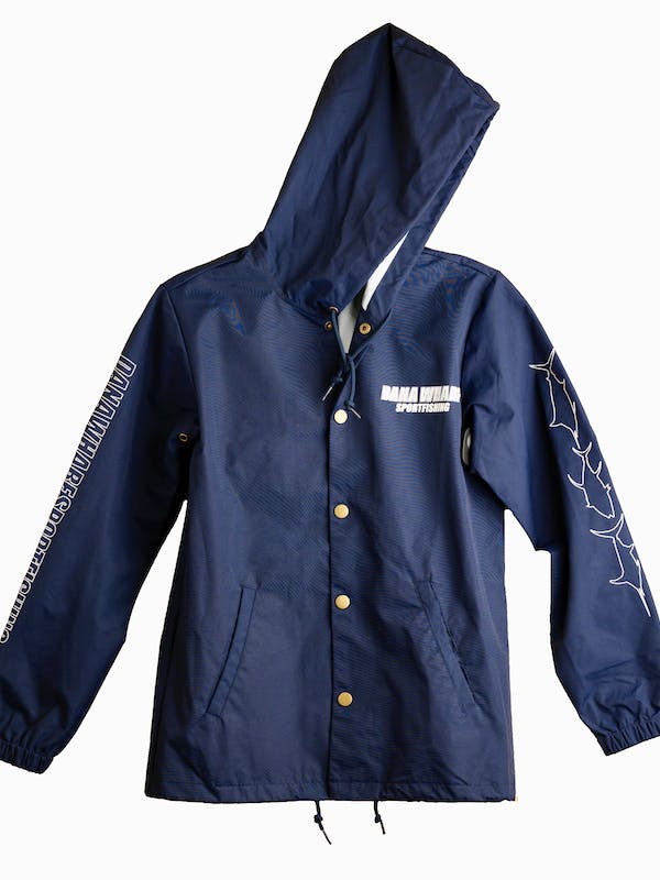 The Dana Wharf Windbreaker