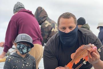 Dana Wharf Kids Fishing Clinic