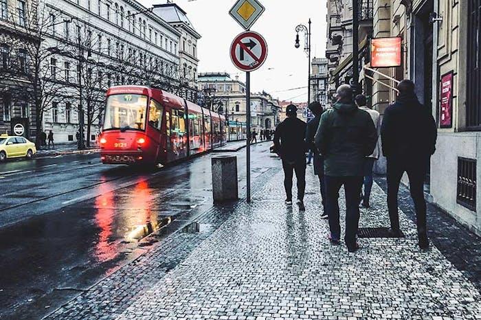 Wetter Prag