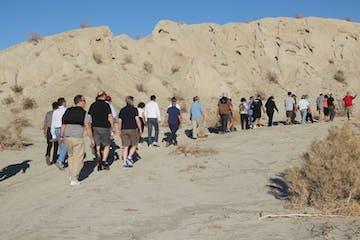 Metate Ranch   San Andreas Fault   Hiking