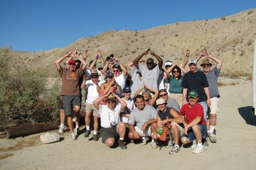 Metate Ranch Events | San Andreas Fault | Team Building