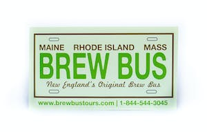 Brewbus Sticker
