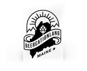 Beercationland sticker