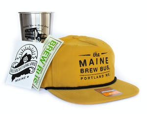 MBB Hat and Pint Package