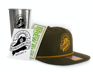 Beercationland Package with Pint